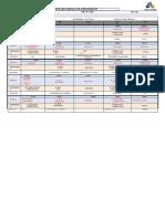 calendario - OUTUBRO SEDE I