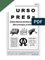 CURSO PRES EM PORTUGUES