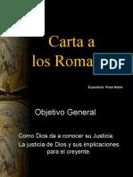 CARTA A LOS ROMANOS 1