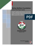 MWF - Pakistan Flood Report
