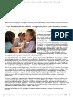 O uso da reescrita no trabalho com produção de texto nos anos iniciais - Portal Educação