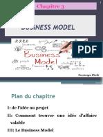 Chapitre 3 BUSINESS MODEL Soumaya