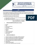 Guía. Entrevista a padres de familia (1)