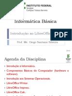 Parte 6 - Introdução Ao LibreOffice Calc (1)