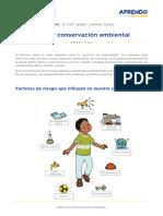 ANEXO LEEMOS JUNTOS - SALUD Y CONSERVACIÓN AMBIENTAL - 6° GRADO (1)