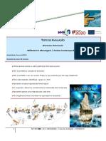 2019-2020_M8_Teste de avaliacao_18.10.2019_FP - MENSAGEM+SOLUÇÕES