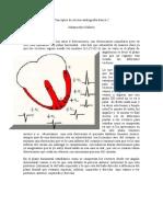 4. Electrocardiografía II