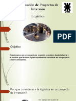 Clase LOI Logística