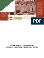 OLIVEIRA, João Pacheco. Regime tutelar e faccionalismo. Política e Religião em uma reserva Ticuna (2015)