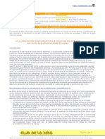 clubdelateta REF 107 La alimentacion complementaria durante el primer ano, en los ninos con sindrome de down 1 0