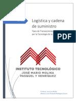 Logistica y cadena de suministro Tipos de Transacciones Propiciadas por la Tecnología de la Información (1)
