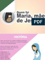 Quem foi Maria CATEQUESE