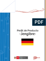 Jengibre importadores alemanes
