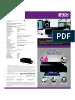 Epson EcoTank L1800
