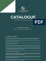 Catalogue 2021 Nouveauté Web