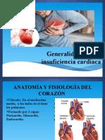 Generalidades de la insuficiencia cardiaca