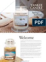 Yankee Candle 2011 Sping & Summer Catalogue