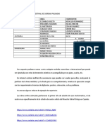 CATALOGO DE OBRAS FESTIVAL DE CUERDAS PULSADAS