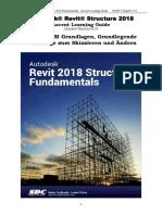 Autodesk Revit 2018 Structure Fundamentals - German
