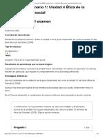 Examen_ [AAB02] Cuestionario 1_ Unidad 4 Ética de la responsabilidad social