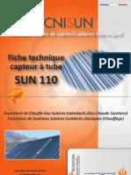 Tecnisun Fiche Tech Sun110 180311web