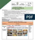 Ficha Curricular - Eca - 9no a-b..Proyecto 3 -Semana 2