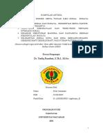 Dewi Irmayanti, ISBD, Agribisnis, Dr. Taufiq Ramdani, S. Th. I., M. Sos.