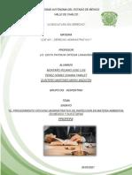 Procedimiento PROFEPA Materia Ambiental