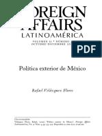 MEXICOVelazquez Flores 2011