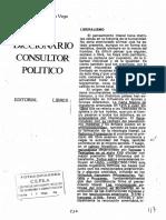 -Diccionario Consultor Politico