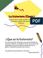 La Historieta (Comic) (1)