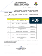 Edital N 29-21 Recursos e Pontuao Oficial Da Prova Objetiva - Vestibular 2021