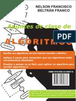 Apuntes de Clase de Algoritmos - Nelson Francisco Beltran Franco