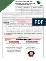 GUIA 1 CUARTO PERIODO COMUNICACION ARTE Y EXPRESION GRADO DECIMO