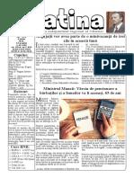 Datina - 4.06.2021 - prima pagină