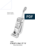 Shark Vacuum NV22-FS