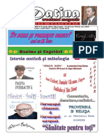 Datina - Editie Nationala 4-5.06.2021- Prima Pagina