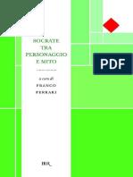 Socrate tra personaggio e mito - Franco Ferrari
