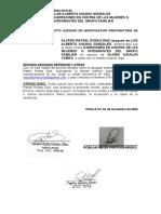 Agresiones en Contra de Las Mujeres o Integrantes Del Grupo Familia - LUIS ALBERTO AQUINO GONZALES
