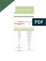 Matriz BCG - ciclo de vida del producto fijador Maquillador