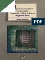 Raymond-Aron- Lecciones Sobre La Historia