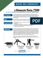 Cartucho Reparacion Protal 7200