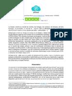 Revue de Qualité pCloud 2021 (Erwan Morel et Rafael Guevara Santamaría)