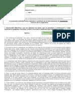 2°M Guía 1 COMPRENSION LECTORA