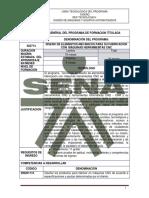 Diseño Curricualar Cnc (2)