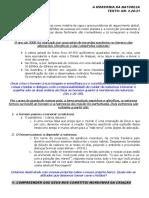 A MORDOMIA DA NATUREZA - Gn. 2.26-31