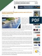 Revista ElectroIndustria - España_ Comunidades Energéticas podrían cubrir el 60% de la demanda eléctrica total