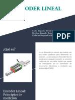 Encoder Lineal