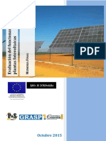 Evaluación Del Funcionamiento de Plantas Fotovoltaicas