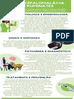 Infográfico Poliencefalomalácia